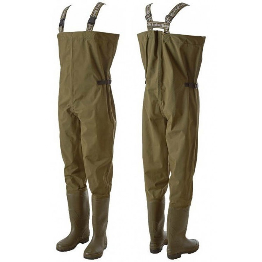 Trakker N2 Chest Waders - 45 / 11