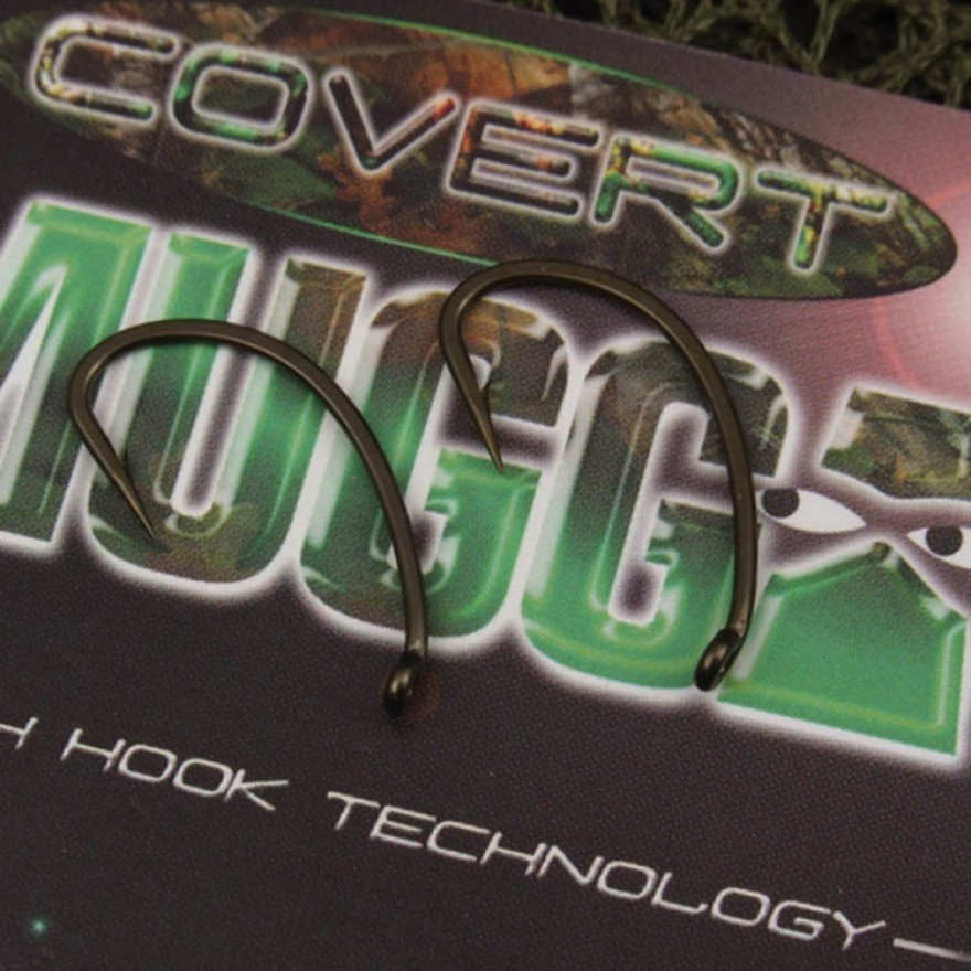 Gardner Tackle Covert Mugga Hook - Gr.8