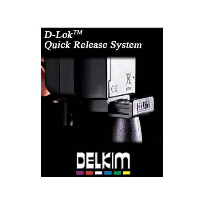 DELKIM D-Lok Quick Release System Set Schuh Fuß