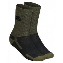 Korda Kore Merino Wool Socks Olive - UK 7-9 / EU 41-43