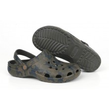 FOX Chunk Camo Clogs - 10/44