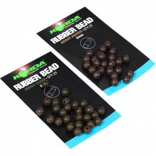 Korda Rubber Beads 5 mm - Green