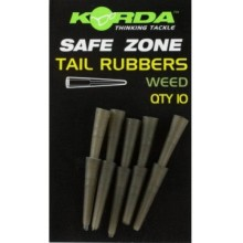 Korda Tail Rubbers - Weed