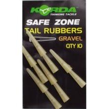 Korda Tail Rubbers - Gravel