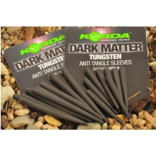Korda Dark Matter Tungsten Anti-tangle Sleeves - Long