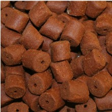 Carpstar Red Halibut Pellets Pre Drilled 20mm - 1.5 kg