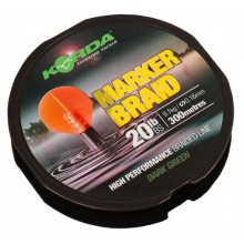 Korda Marker Braid 300 m - 0,16 mm