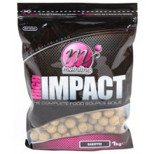Mainline Baits High Impact Boilies Banofee - 1 kg 20 mm