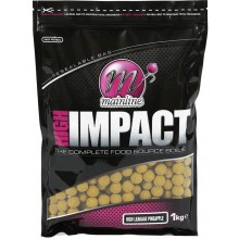 Mainline Baits High Impact Boilies High Leakage Pineapple - 1 kg 20 mm