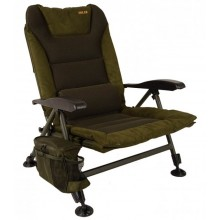 Solar Tackle SP C-Tech Recliner Low Chair