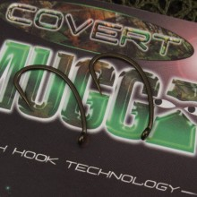 Gardner Tackle Covert Mugga Hook - Gr.10