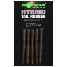 Korda Hybrid Tail Rubber - Weed/Silt