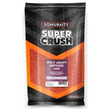 Sonubaits Spicy Meaty Method Mix - 2 kg