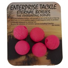"Enterprise Tackle ""Eternal Boilies Pop Ups"" Fluoro Pink 18mm"