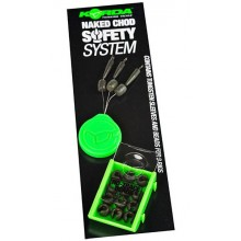 "Korda ""Naked Chod Safety System"""